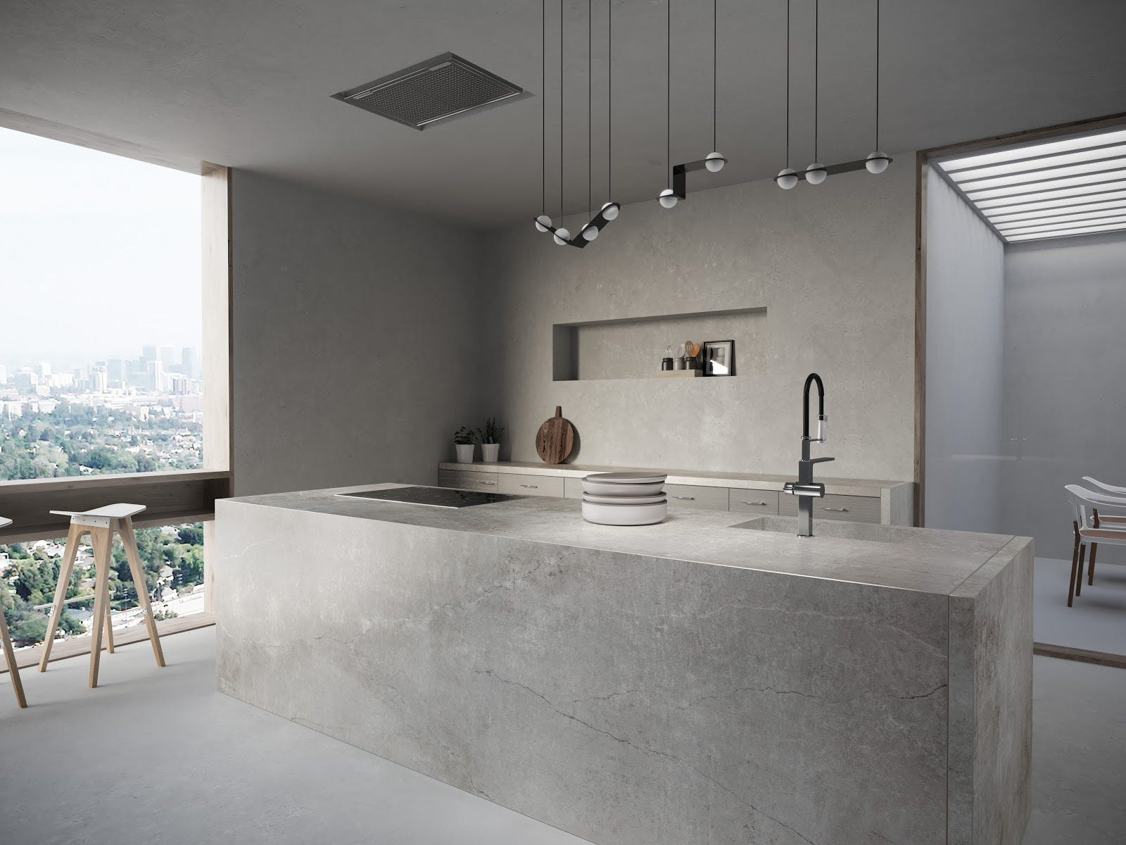 New Industrial Colours by Dekton Image
